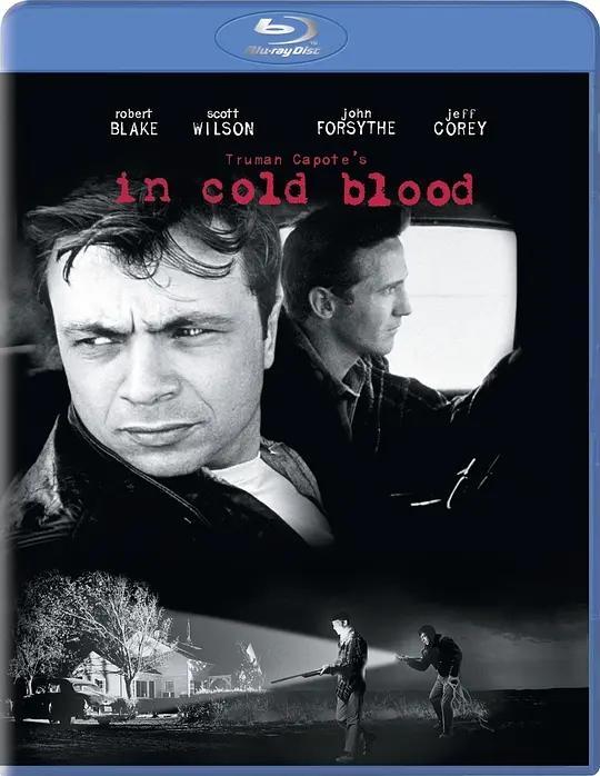 藍光影視~藍光電影碟~任意3片起出貨~  38 BD25【冷血】1967