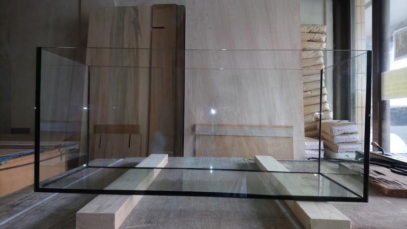 木魚水族[12MM精緻黑膠缸][120*60*60]4尺12MM開放缸 黑膠缸/透明缸 2種選項 4*2*2