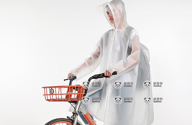 雨衣 EVA 新款雨衣材質 前開式雨衣 拉鍊 鈕扣 兩用 雨帽 可背背包 背包 騎車 機車 腳踏車 可用