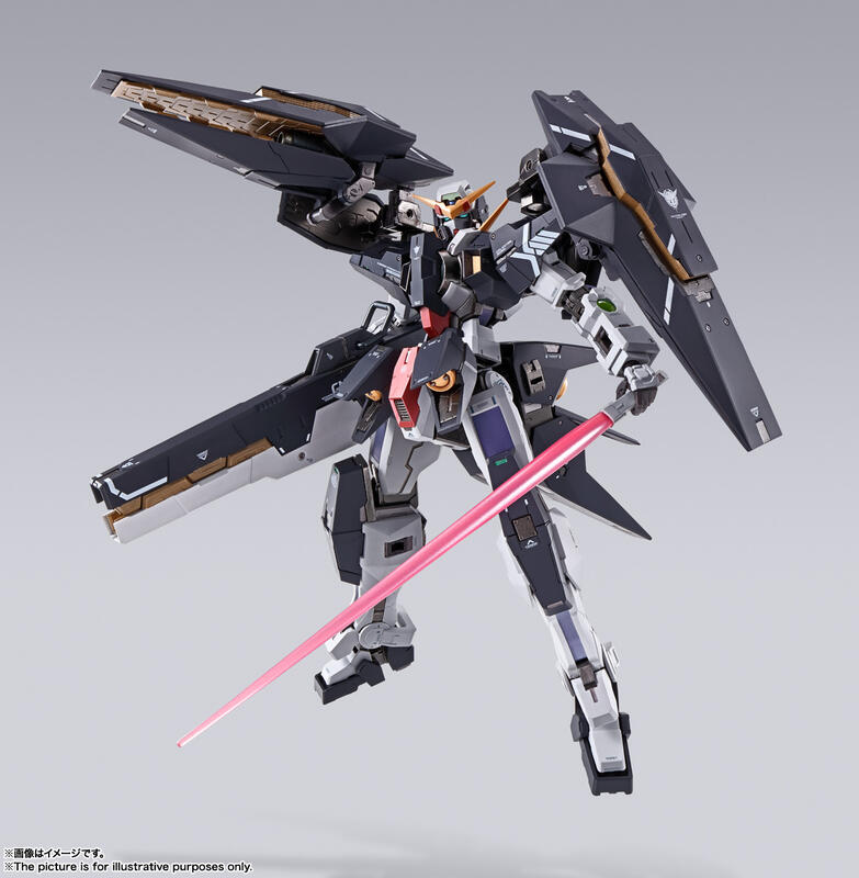 ☆勳寶玩具舖【現貨】代理版 萬代 BANDAI METAL BUILD 鋼彈 00 力天使鋼彈修補版 III