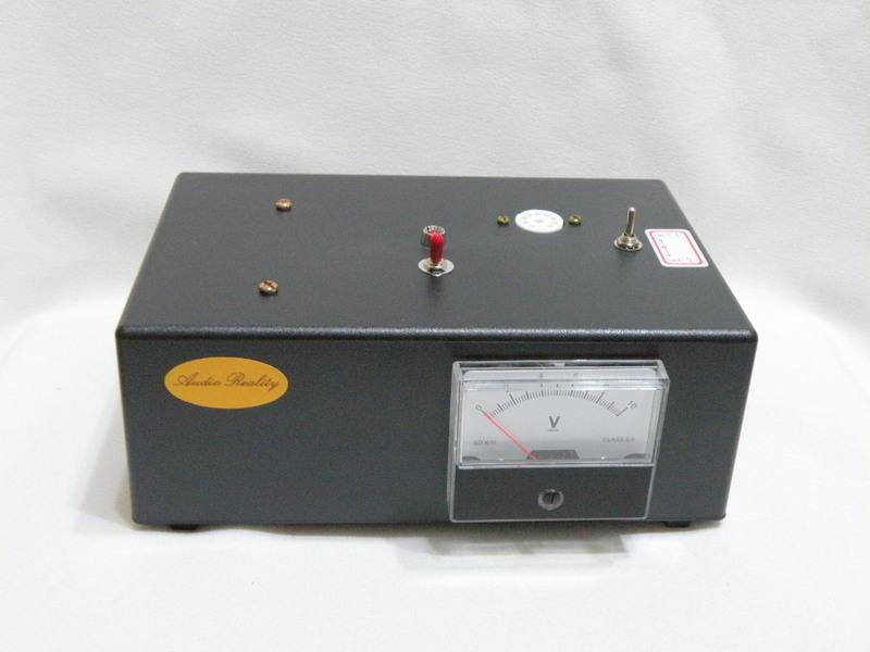 Audio Reality 真空管測試機 (12AU7 / 12AT7 / 12AX7專用)
