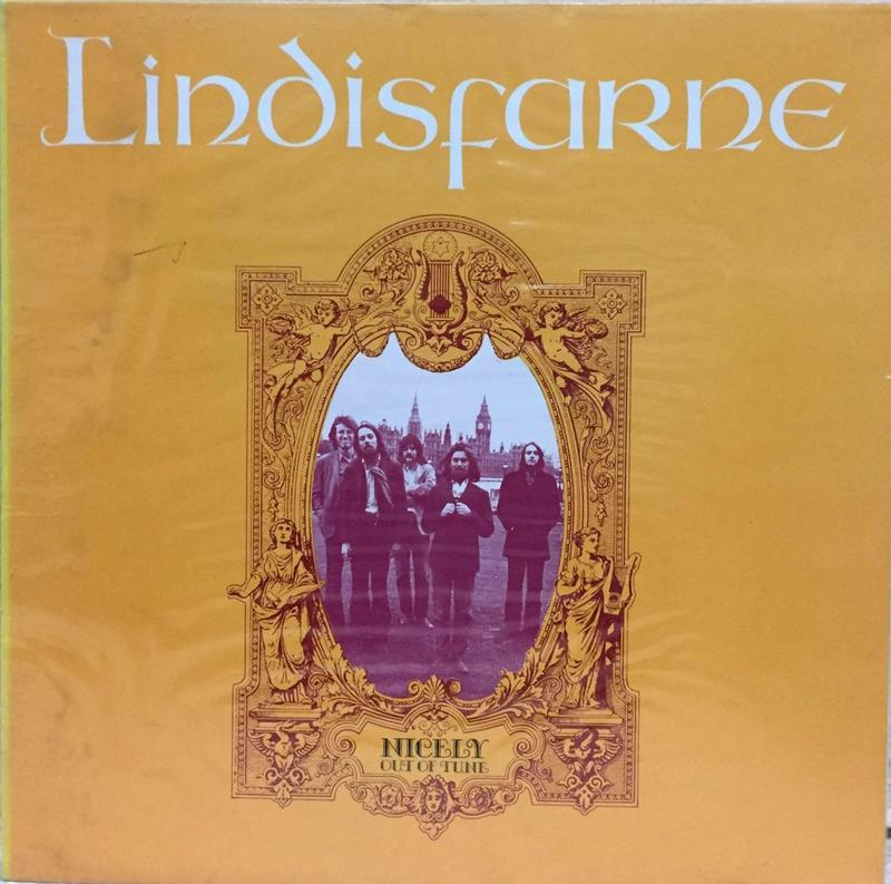 Lindisfarne / Nicely Out Of Tune (英國版全新未拆封)