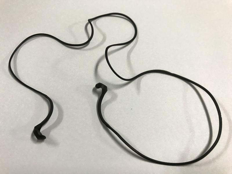 Heavy Industry / Music 濾音器 的 [ 連接線] 可用來掛在脖子上 (不含濾音器)