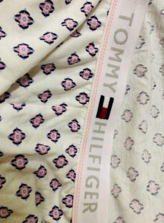 Tommy Hilfiger 正品睡衣一套 粉色 全新