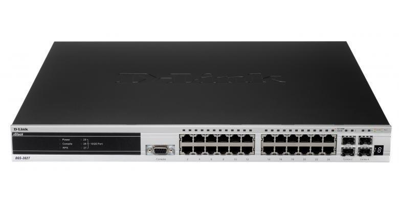 DLINK DGS-3426 L2+ 網管型Gigabit交換器