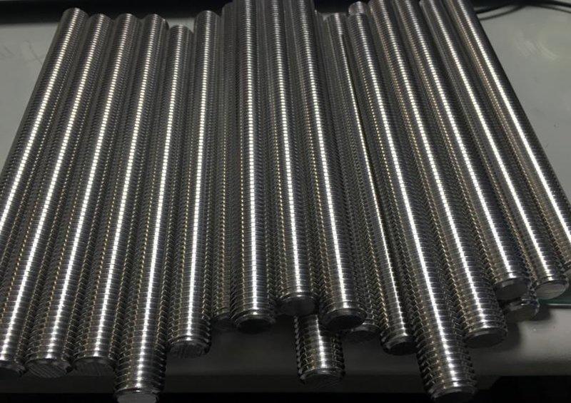 ★柯南零件★訂製牙條 不鏽鋼牙條 M16X200 P2.0