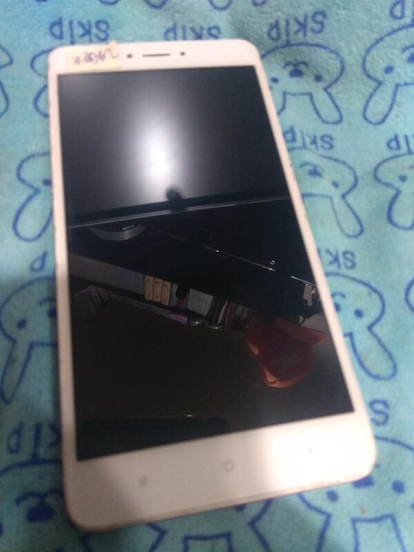MI 小米 紅米 Note4x 零件機