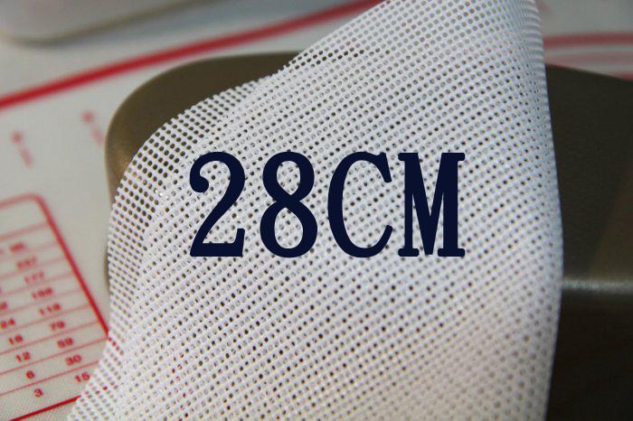全新耐高溫矽膠蒸籠墊28CM、不沾材質,方便清洗晾乾,相當實用,可一直重覆使用
