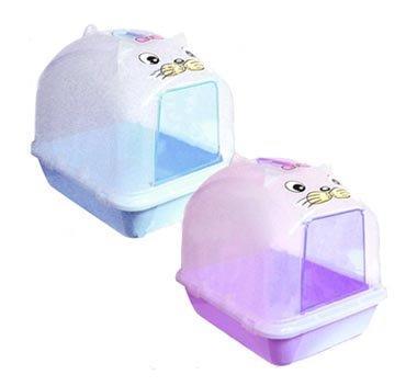 皇冠 ACEPET 綺麗透明舒樂 貓砂屋 貓沙屋 貓便盆 貓廁所#870-A,每件580元