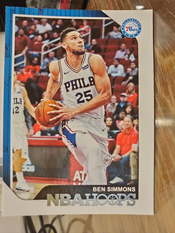 (記得小舖)NBA BEN SIMMONS 費城76人 2018-19 PANINI 普卡1張 台灣現貨