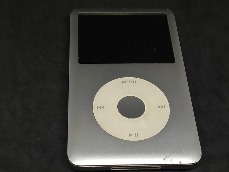 iPod classic A1238 80G 銀色 主機