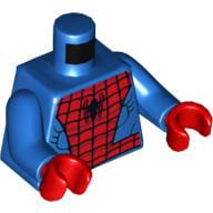 【LEGO 大補帖】藍色 蜘蛛人【6004899/76382/973pb1228c01/76057/76059】MT-9