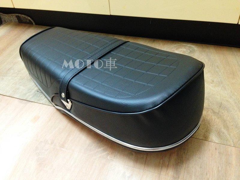 《MOTO車》優質廠 老野狼 HB 銀狼 座墊 坐墊 椅墊,另有 傳奇 R狼 川崎 B1