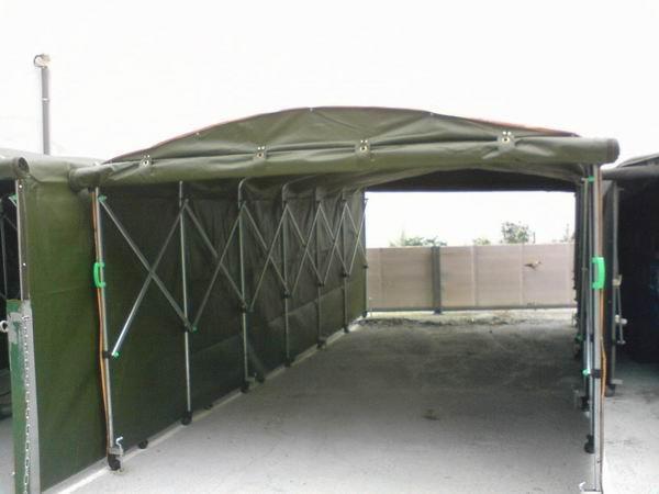 //新竹縣//活動車庫(轎車用) 寬9.2尺*長17尺.腳高5尺 布料採用0.8mm 厚 油帆布