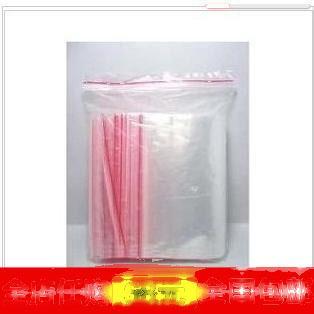 9X13 8絲透明PE夾鏈自封袋/包裝袋/塑膠袋 100個 155-02411