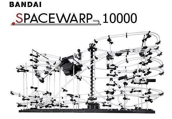 玩具對策本部 BANDAI SPACEWARP 10000 正版 現貨