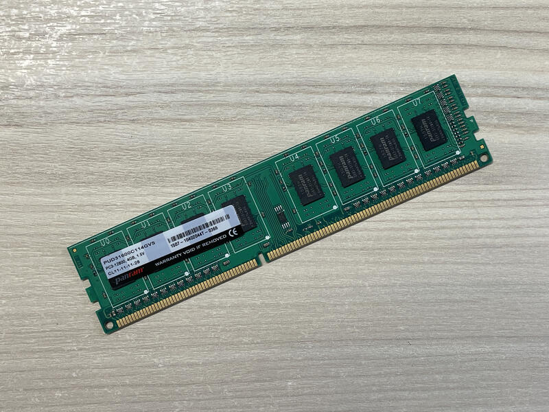 ⭐️【品安科技 Panram 4GB DDR3 1600】⭐ 單面/雙面/終身保固