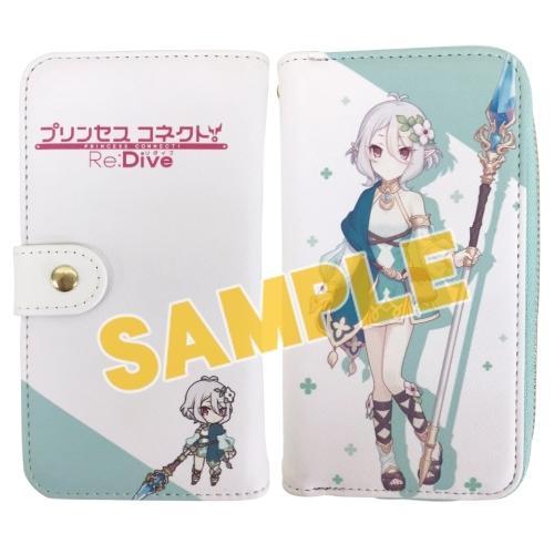 ■預購■『Animate』通販|超異域公主連結 Re:Dive『可可蘿』手帳型手機套。