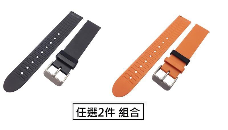 【現貨】ANCASE 2件組合 華為 B5 軟膠錶帶 矽膠錶帶