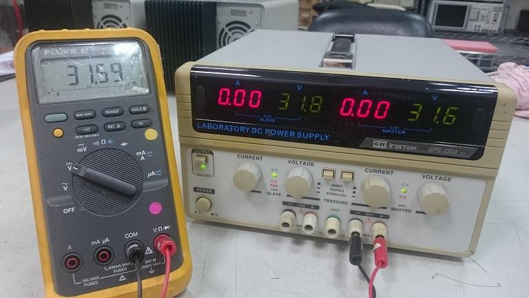 【攸仕得儀器】GW GPS-2303 DC Power Supply