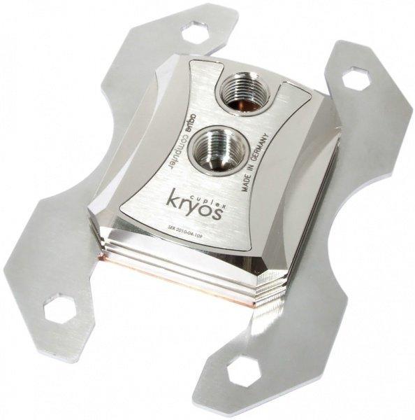 [水冷散熱]德國Aqua Computer cuplex kryos XT G1/4 CPU水冷頭 支援AMD AM2/AM3/AM3+腳位