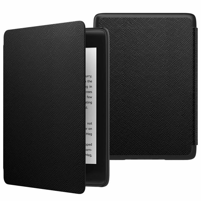 亞馬遜水獺先生 Amazon Kindle Paperwhite 4代 休眠皮套,全新未拆
