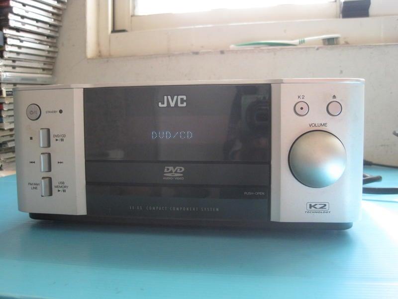 原裝JVC EX-A3音響單主機一部.可當擴大機使用  .可電台可AUX..音質好聽(CD不能聽 當問題瑕疵機)