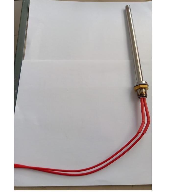 4分外螺牙 白鐵電熱管AC110V 管長23公分800W 管長17公分 650W