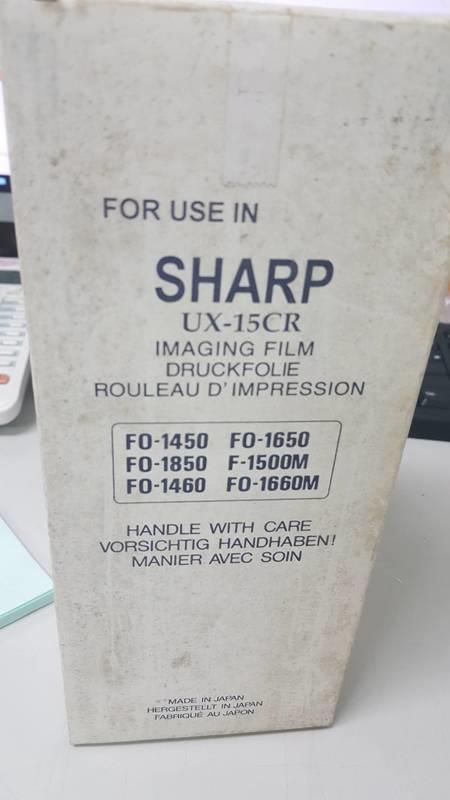 【OA HOME】SHARP UX-15CR傳真機轉寫帶~~庫存價300元