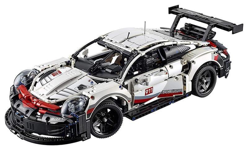 LEGO 樂高 42096 Porsche 保時捷 911 RSR 樂高 科技系列