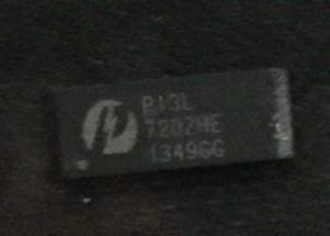 [二手拆機][含稅]拆機二手原裝 PI3L720ZHE 可直拍 720ZHW QFN封裝