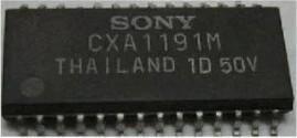 [二手拆機][含稅]貼片IC CXA1191M CXA1191 SOP