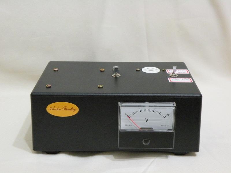 Audio Reality 真空管測試機 (6L6 / 6V6專用)