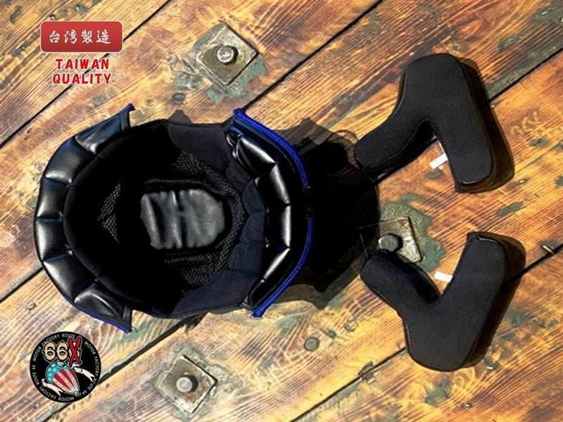 《美式工廠》安全帽 內襯組B  PENGUIN 海鳥 blade rider 樂高帽 火箭人 LONEWOLF 清倉價