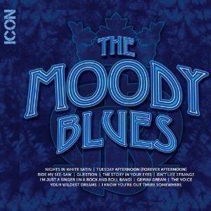 ##60 全新進口 CD THE MOODY BLUES - ICON