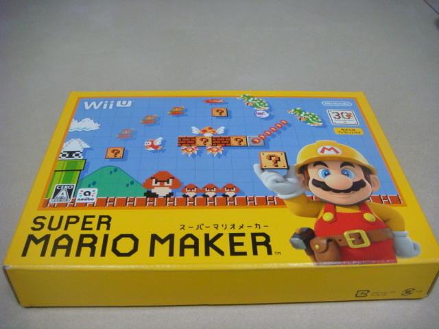 遊戲殿堂~WiiU『超級瑪利歐製作大師』日版全新品