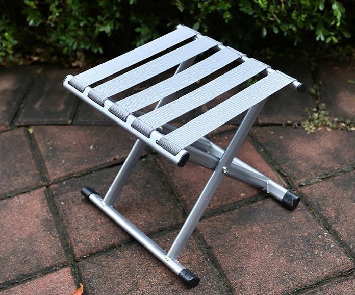 ❤購物趣❤新上市折疊凳子馬扎戶外加厚靠背釣魚椅小凳子家用折疊椅便攜板凳馬札--G190318