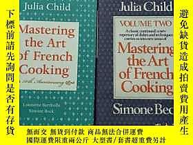 古文物Mastering罕見the Art of FRENCH COOKING+Mastering the Art of