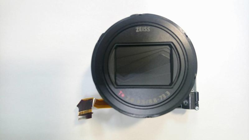 (宏茂相機維修)SONY RX100M6 更換鏡頭組-5500元