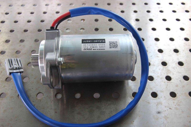 電動車 直流馬達 DC motor 12V 2450rpm