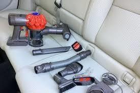 愛車必備~買到賺到~原廠整新品超值!! DYSON 專為愛車推出 V6 CAR 超強馬達無線充電吸塵器參考v7