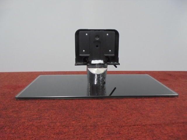 37吋LED液晶電視 腳架 / 腳座 / 底座 附螺絲 ( BenQ  E37-5500 ) 拆機良品