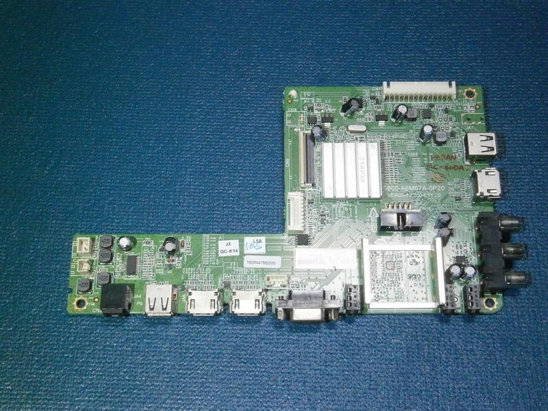 拆機良品 禾聯  HERAN  HC-40DA1  液晶電視  主機板      NO.35