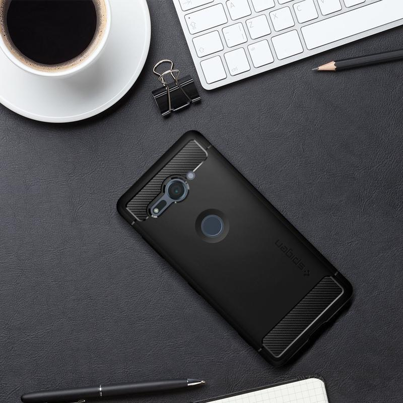 KINGCASE (現貨) Spigen XZP2 premium 軟膠碳纖維紋軟殼 手機殼保護套