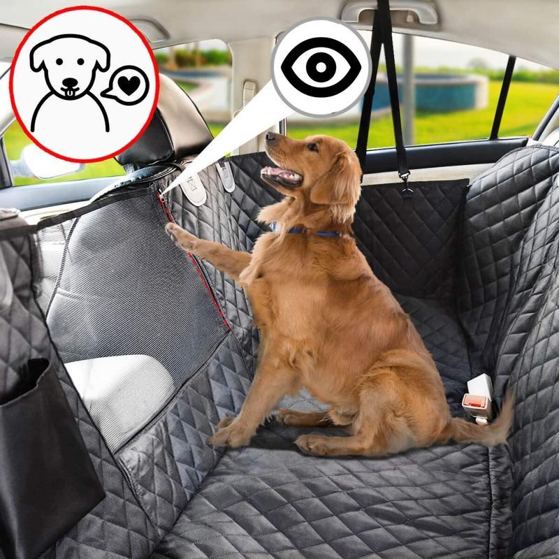 車用寵物墊 寵物防水墊 寵物車墊 汽車坐墊 後座寵物墊 車載墊 狗坐墊 寵物用品 後座可坐人【k0219】