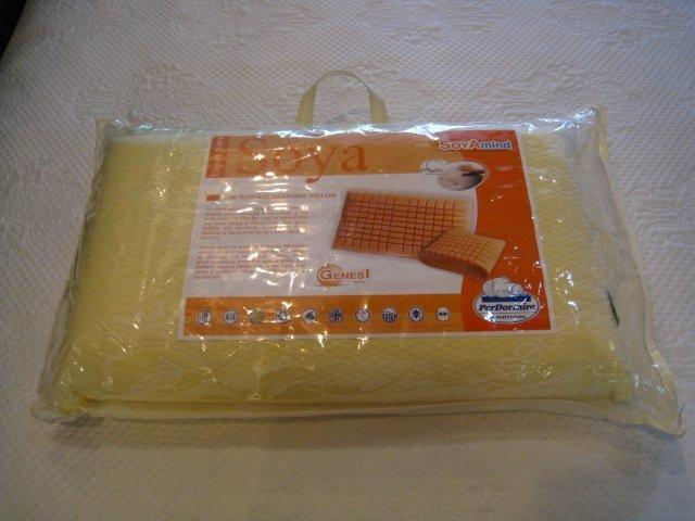 義大利原裝 PerDormire Soya Pillow 黃豆枕
