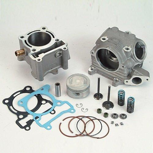 RS/CUXI/SWEET/JOG 機械幫浦全套水冷汽缸總成 bore up cylinder kit