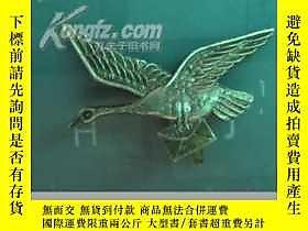古文物罕見銀質郵政六十週年小徽章露天