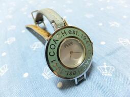 保證真品 ~ COACH 腕時計 Tiffany Blue 蒂芙尼藍 石英錶