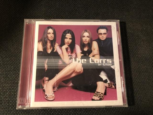 可兒家族合唱團 The Corrs - In blue 天天天藍 CD